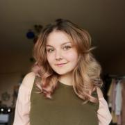 Студийные фотосессии в Челябинске, Елизавета, 21 год