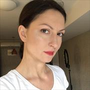 Окрашивание ресниц хной, Екатерина, 36 лет
