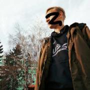 Уборка подъездов в Новосибирске, Алексей, 19 лет