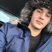 Услуги курьеров в Омске, Богдан, 21 год