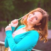 Гострайтер, Юлия, 25 лет