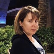 Доставка продуктов из магазина Зеленый Перекресток - Каширская, Анна, 44 года