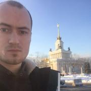 Организация свадеб в Красноярске, Владислав, 27 лет