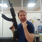 Ремонт радиостанций в Челябинске, Дмитрий, 25 лет