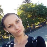 Татуировки в Новосибирске, Серафима, 31 год
