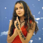 Татуировки в Новосибирске, Карина, 22 года