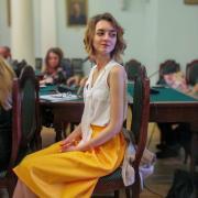 Доставка продуктов из магазина Зеленый Перекресток - Юго-Западная, Ольга, 27 лет