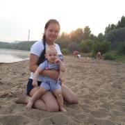 Карвинг волос в Челябинске, Анастасия, 30 лет