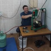 Ремонт сушильного шкафа в Тюмени, Александр, 35 лет