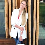 Тонирование волос, Юлия, 28 лет