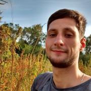 Услуги стирки в Новосибирске, Матвей, 26 лет