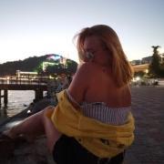 Заказать фейерверки в Тюмени, Юлия, 21 год