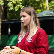 Обучение иностранным языкам в Самаре, Анастасия, 20 лет