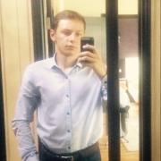 Курьерская служба в Томске, Владимир, 24 года
