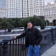 Стоимость работ монтажа забора из профнастила в Омске, Евгений, 29 лет