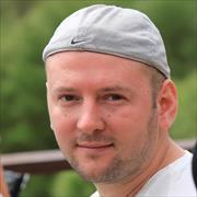 Доставка романтического ужина на дом в Химках, Сергей, 41 год