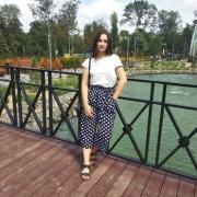 Обучение современным танцам в Ростове-на-Дону, Елизавета, 20 лет