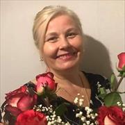 Массаж ног, Ольга, 58 лет