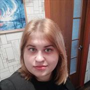 Гострайтер, Анастасия, 25 лет