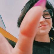 Съёмка с квадрокоптера в Оренбурге, Юлия, 21 год