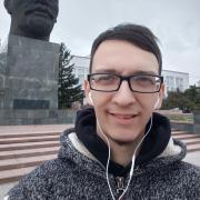 Помощь студентам в Новосибирске, Максим, 25 лет