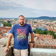 Трезвый водитель в Красноярске, Сергей, 41 год