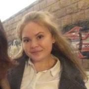 Трезвый водитель в Красноярске, Мария, 23 года