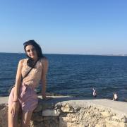 Домашний персонал в Астрахани, Марина, 19 лет