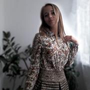 Кератиновое бразильское выпрямление волос в Самаре, Кристина, 19 лет