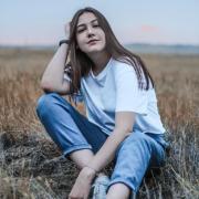 Постер по фотографии в Челябинске, Виталина, 22 года