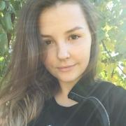 Вечерний макияж в Астрахани, Ангелина, 20 лет