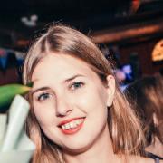 Интервьюер, Екатерина, 28 лет