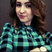 Ремонт автооптики в Томске, Анастасия, 25 лет