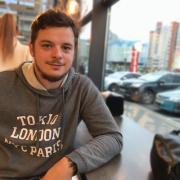 Фотосессии с животными в Оренбурге, Николай, 31 год