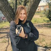 Фотографы на юбилей в Перми, Дарья, 19 лет