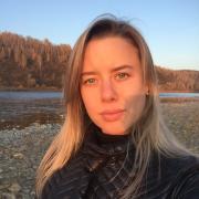 Заказать дизайн лендинга, Елена, 27 лет