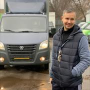 Доставка сборных грузов, Андрей, 36 лет