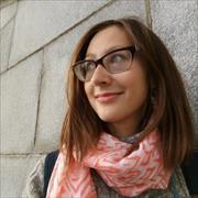 Архитектура бровей, Мария, 27 лет