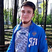 Домашний персонал в Воронеже, Артём, 21 год