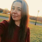 Няня с проживанием, Екатерина, 24 года