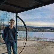 Обучение вождению автомобиля в Томске, Антон, 21 год