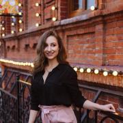 Студийные фотосессии в Саратове, Елизавета, 22 года