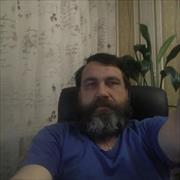 Рытьё траншеи в Челябинске, Сергей, 43 года