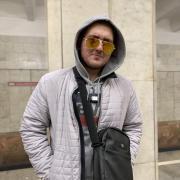 Фотопечать в Новосибирске, Петр, 23 года
