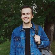Видеооператоры в Новосибирске, Даниил, 19 лет