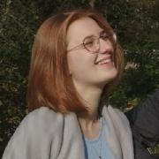 Репетитор ораторского мастерства в Ижевске, Виталина, 22 года