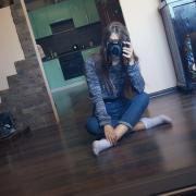 Художественная видеосъемка в Астрахани, Анастасия, 19 лет