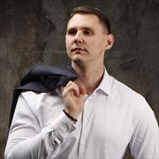 Ведущий корпоративных мероприятий в Волгограде, Андрей, 33 года