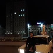 Уборка после строительства в Томске, Алексей, 21 год