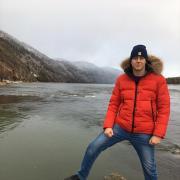 Вскрытие замков в Красноярске, Михаил, 26 лет